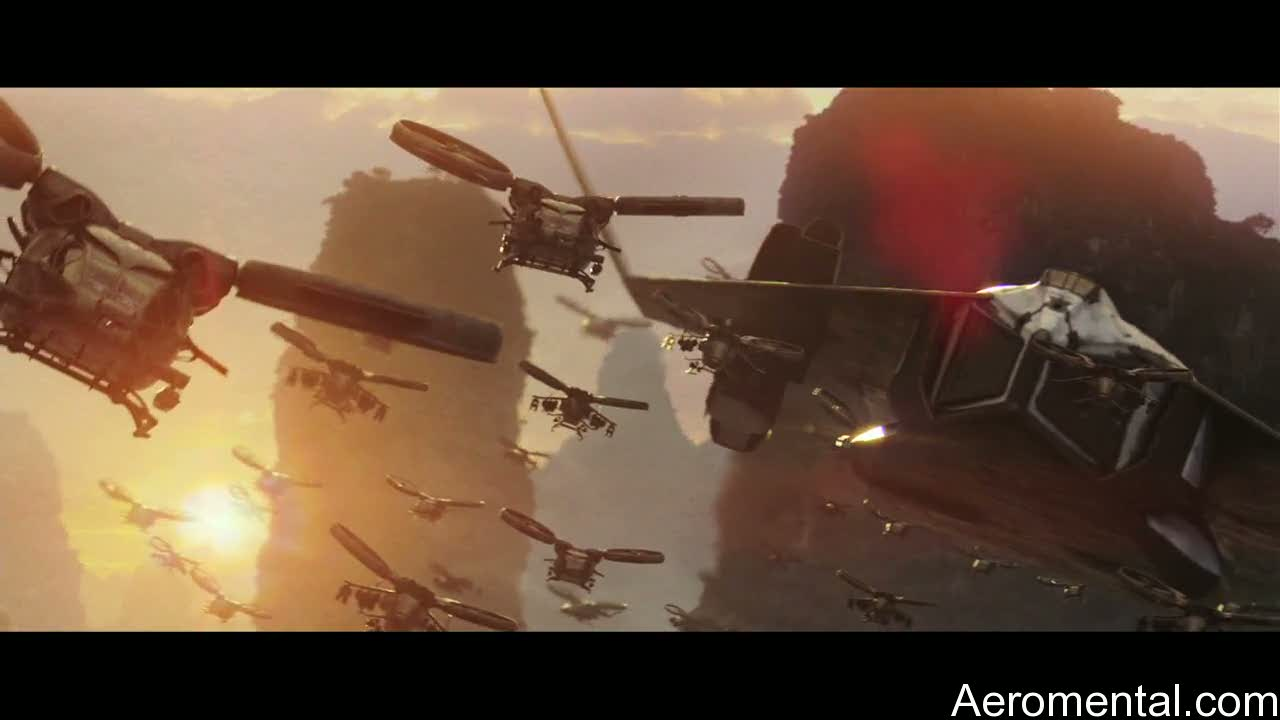naves de Avatar