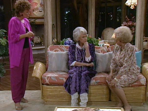golden girls set
