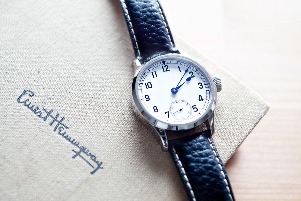Marine Deck Watch (Unitas 6498)