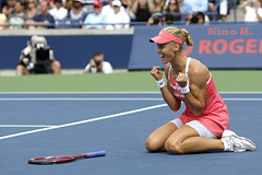 And the winner is: Elena Dementieva (Nino H) Tags: toronto ontario canada cup girl women action maria champion atp player tennis elena rogers coupe sharapova dementieva