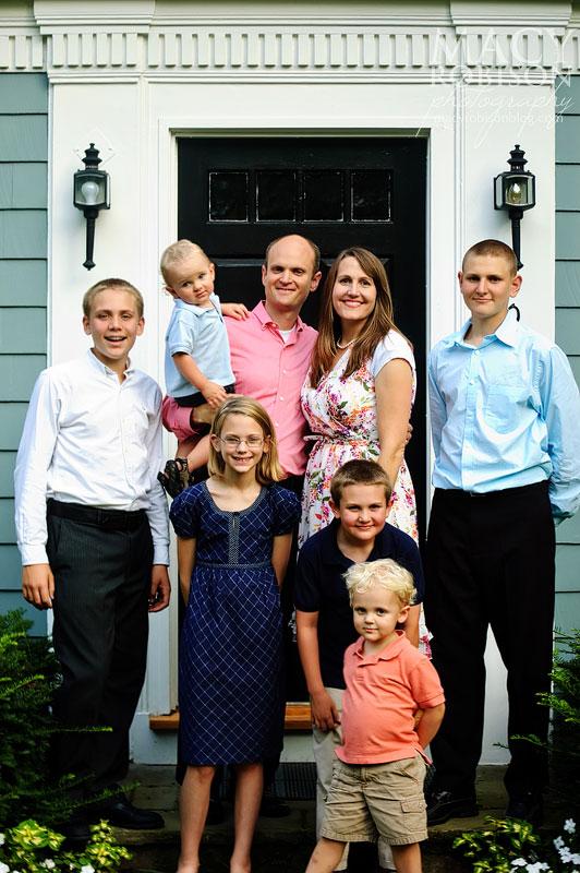 Blake Family 16
