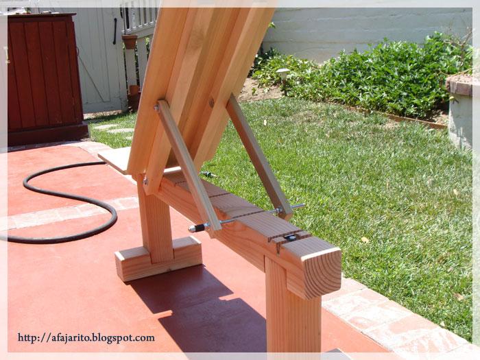 Strange Diy Blog Diy Weight Bench 5 Position Flat Incline Pabps2019 Chair Design Images Pabps2019Com