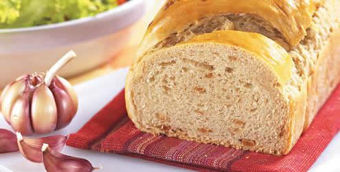 receita-pão-alho