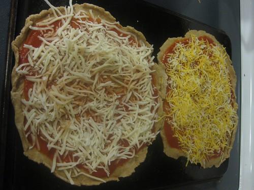 Homemade Pizzas 4