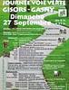 Fête de la voie verte Gisors Gasny Dimanche 27 septembre 2009