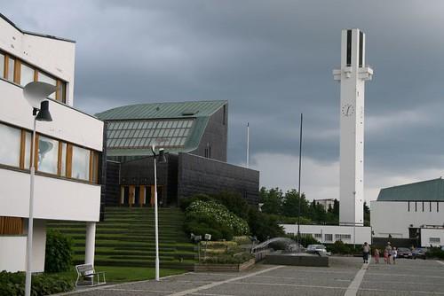Seinäjoki, Aalto Centre