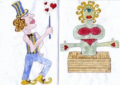 the magician and his creature 2009 william vecchietti