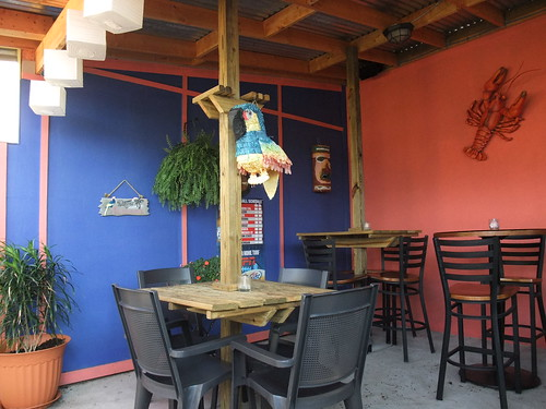 Another View of Banana Bean Cafe's Patio