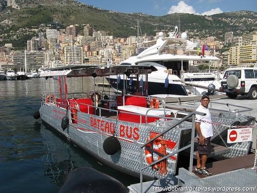 Marina do Mónaco