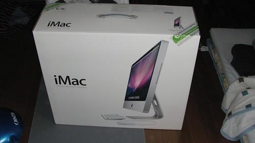 iMac買った