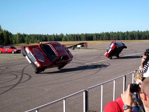 Crazy Drivers Stunt Show