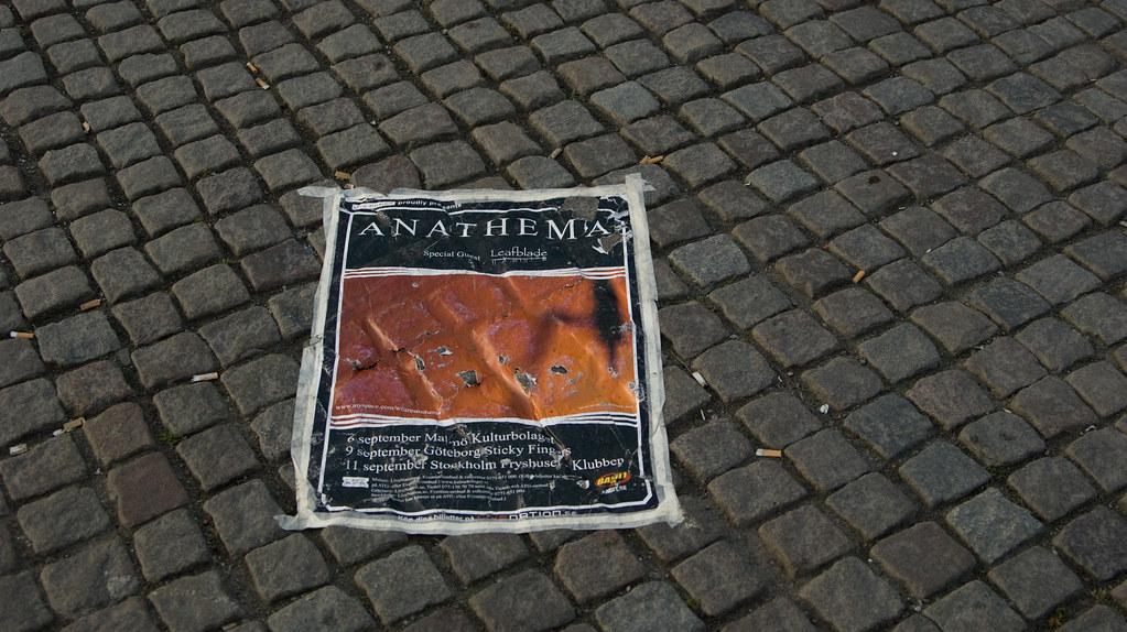 Stockholm: Anathema