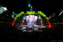 U2 360º Tour - Chicago (Richard E. Ducker) Tags: chicago field u2 soldier tour 360 bono vox 360º