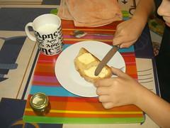 pre-school breakfast
