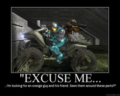 Motivational 120 (SpiderWolve) Tags: halo posters demotivate motivate halo3 motivationalposters demotivationalposters