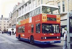 Go Ahead Oxford Bus Company 965, OHV783Y. (EYBusman) Tags: california street city usa bus london ahead san francisco williams centre go transport sightseeing company oxford glyn motor titan regional services leyland b15 cityline cornmarket t783 ohv783y eybusman