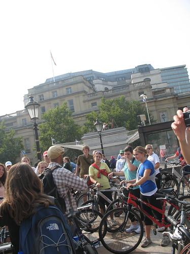 bike tour lecture