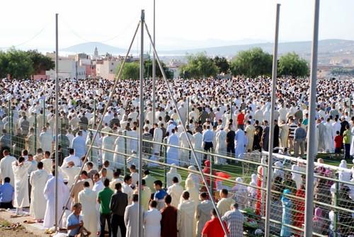 Rezo Multitudinario, Fin de Ramadán 037