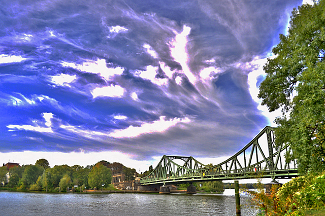 HDR Glienicker Brücke