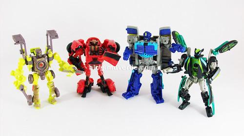 Transformers Scouts RotF - modo robot