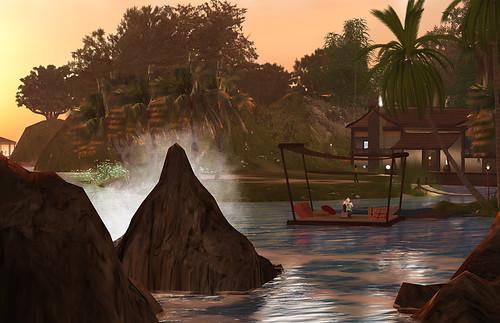 Tiki Heaven Island