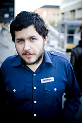 Egil Olsen (Alex Worren) Tags: blue portrait singersongwriter egilolsen