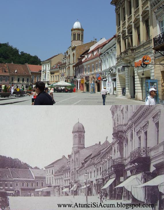 Brasov - Piata Sfatului (3)