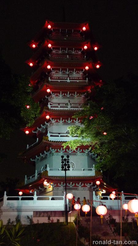 Lantern Festival at Chinese Garden