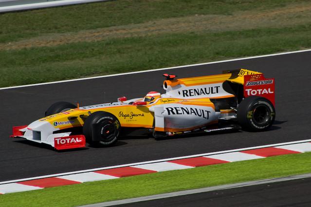 Fernando Alonso - Renaut R29