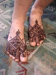 D's Moroccan feet for Phoenix (kenzilicious) Tags: nyc newyorkcity ny newyork art feet tattoo brooklyn foot newjersey body bronx manhattan connecticut nj dessin queens morocco maroc statenisland henne henna mehendi pied pieds mehndi moroccan heena tatouage tristate kenzi mehandi marocain