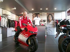 Mike Addison (Ducati Store UK) Tags: training coach safety riding ducati touring isleofman rospa advancedtest advancedriding ridingskills