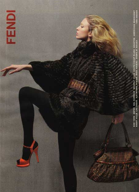 FENDI Fashion Fall & Winter 2007