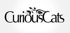 Curious Cats (Emerge Studios) Tags: logo corporate design brighton graphic identity studios branding emerge emergestudios