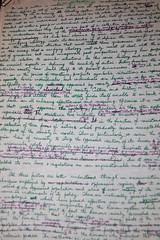 Original manuscript of Mazisi Kunene