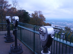 incline railway observation deck