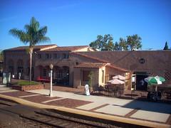 Fullerton Station