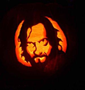 Calabaza de Sirius Black