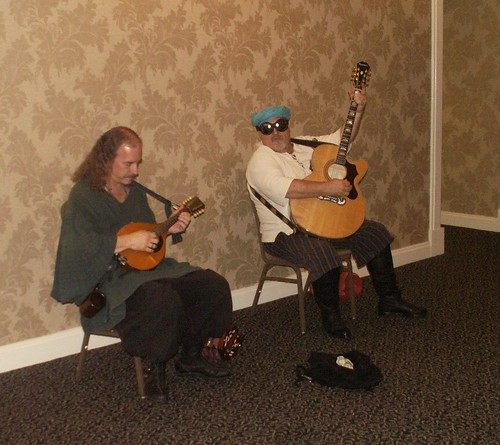 Musicians at Necronomicon