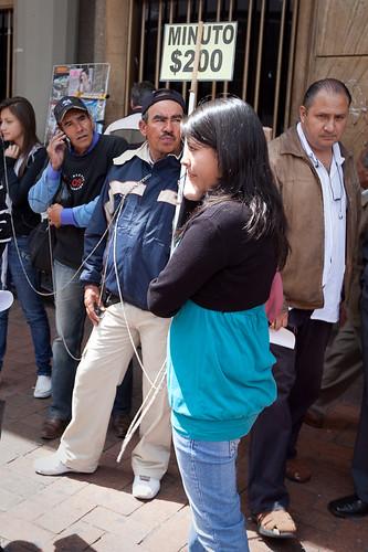 4054299202 a32312d3bb Bogotá. Entre el oro y la Candelaria