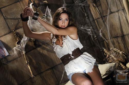 Paloma, de La Ruleta de la Suerte, secuestrada