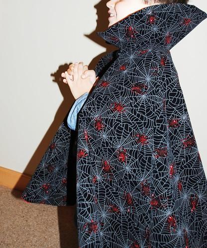 spider cape