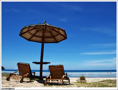 Nexus Resort & Spa Karambunai Beach - for two..