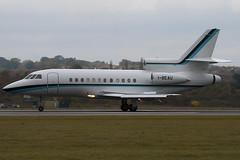 I-BEAU - 23 - Private - Dassault Falcon 900 - Luton - 091028 - Steven Gray - IMG_3007