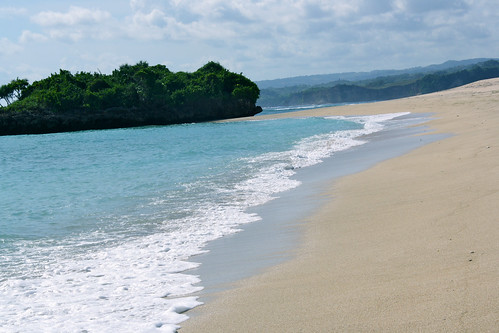 Marosi Beach Sumba Island Indonesia by Betsy Awang Phillips