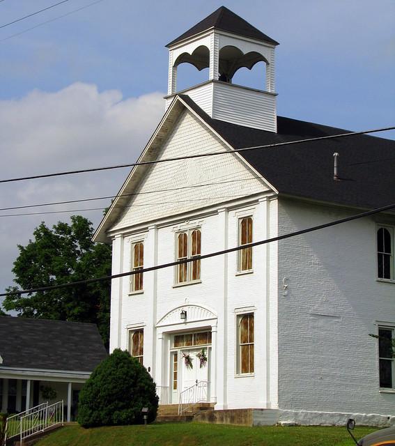 Waynesboro Cumberland Presbyterian Church