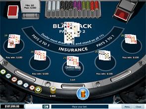 Blackjack Multiplayer Win