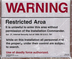 Use of Deadly Force Authorized