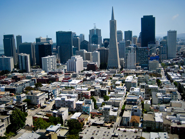 San Francisco desde Coit Tower