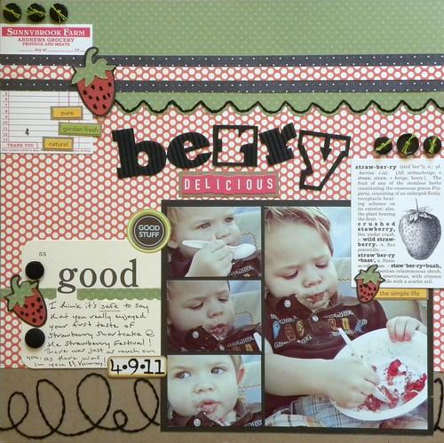 berry delcious