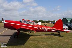 G-BBMZ - C1 0563 - G-BBMZ Chipmunk Syndicate - De Havilland DHC-1 Chipmunk 22 - Panshanger - 110522 - Steven Gray - IMG_3948